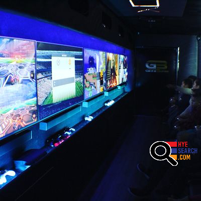 Game Truck GameBusters, Video Game, Birthday Party, Entertainment