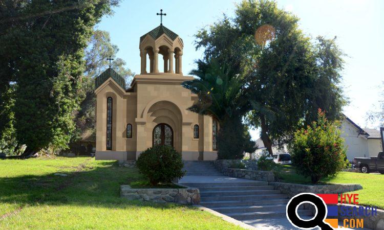 Holy Apostles Armenian Apostolic Church