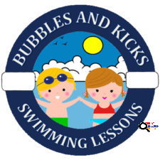 Bubbles and Kicks Swimming Lessons