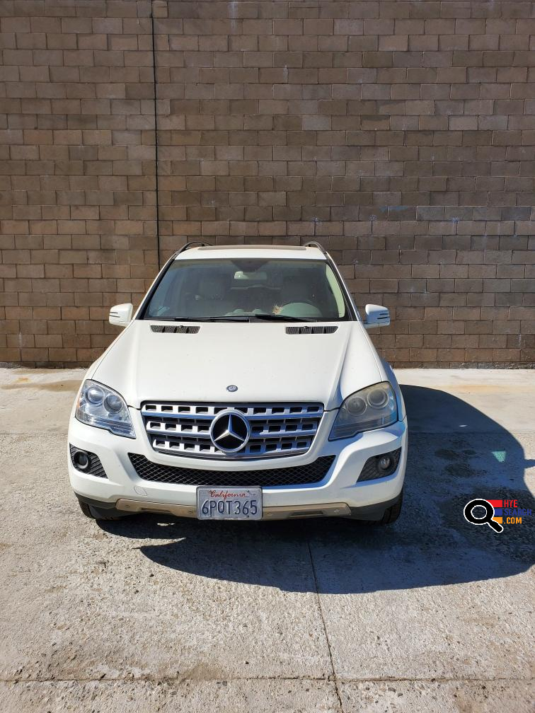2011 Mercedes-Benz ML350. Clean title for Sale