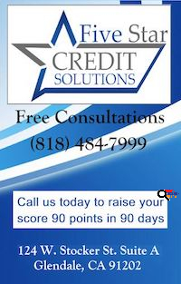 Five Star Credit Solutions in Glendale, CA