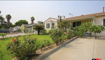 House for Rent in in North Hollywood, CA - Վարձով է Տրվում Տուն