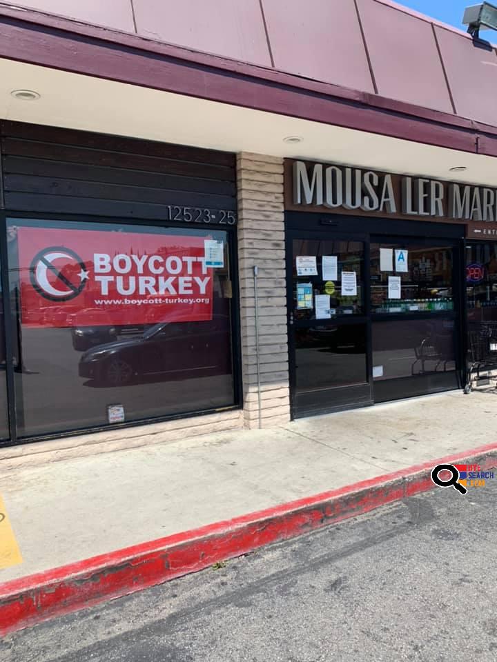 Mousa Ler Market Groceries & Delis in North Hollywood, CA