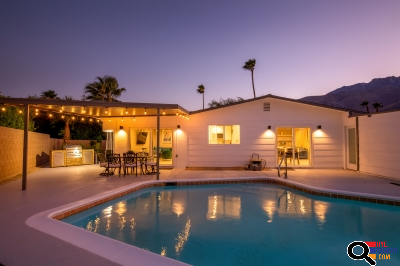 House in the Heart of Palm Springs