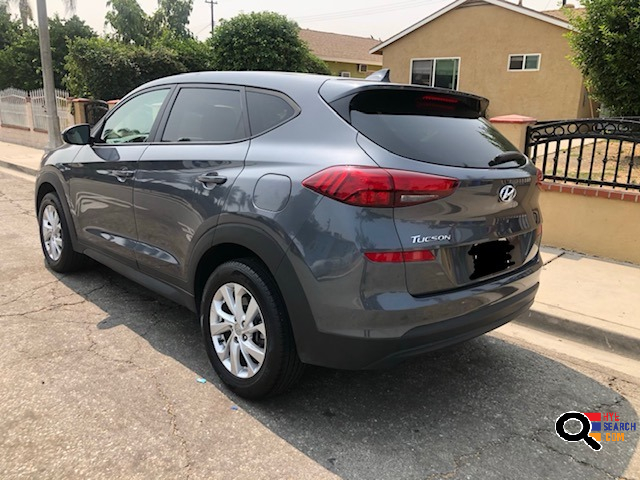 2019 Hyundai Tucson SE Sport Utility 4D in Pomona, CA