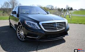 For Sale 2014 Mercedes-Benz S 550