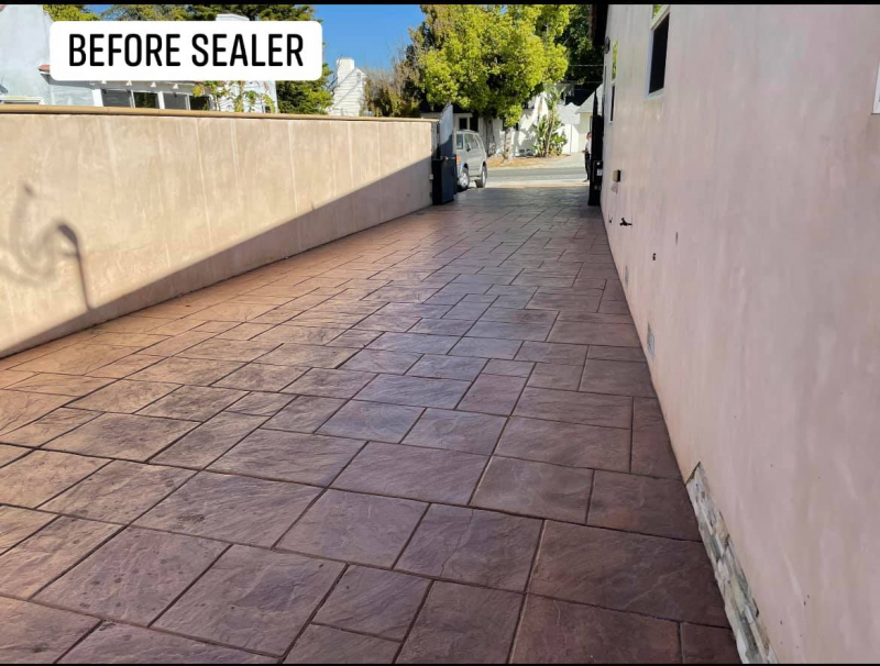New Look Pressure Wash and Sealer with Mike