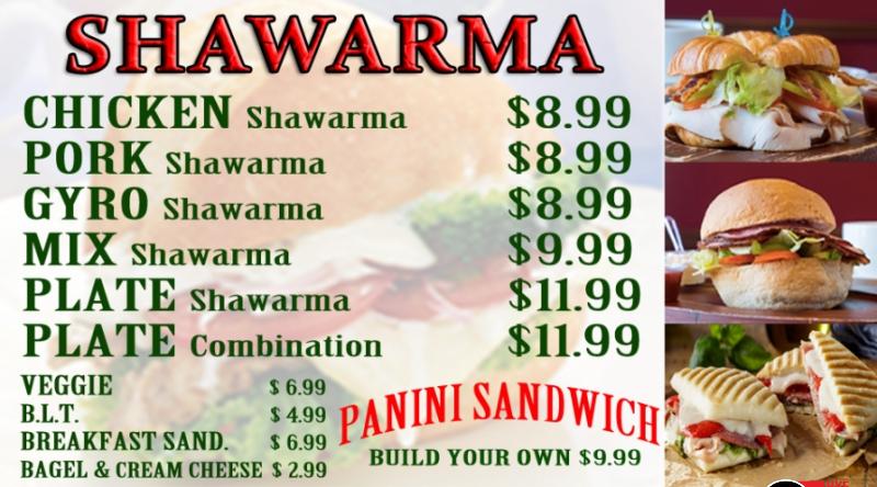 Shawarma / Coffee Shop Business For Sell - Վաճառվում է Shawarma / Coffee Shop In North Hollywood, CA