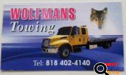 Wolfman Storing & Transport in Glendale, CA