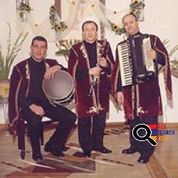 Vardan Aroutiounian (Zourna-Duduk-Clarinet)