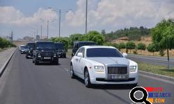 Rolls Royce Ghost - Ավտոմեքենաների վարձույթ – Rent a car in Yerevan