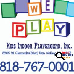 We Play Kids Indoor Playground - Sun Valley, CA
