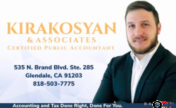 Kirakosyan & Associates CPA Accountants