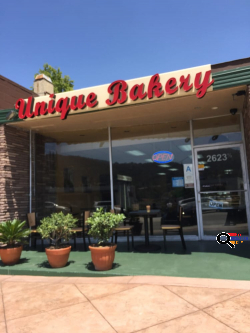 Unique Bakery in Montrose, CA
