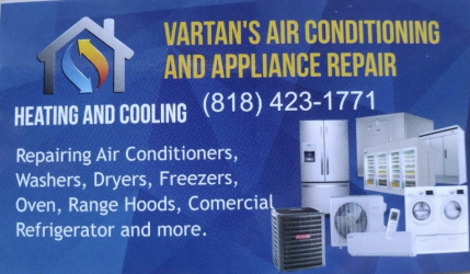 Professional AC&H  and Appliance Repair in Glendale, CA